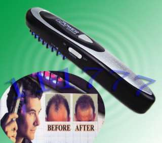 Power Grow Laser Comb Kit Regrow Hair Loss Therapy Cure |