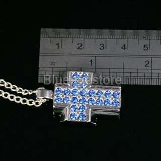 Necklace Jewelry USB 2.0 Flash Memory Pen Drive Real Capacity