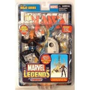 Marvel Legends Series 14 Action Figure Longshot Toys & Games