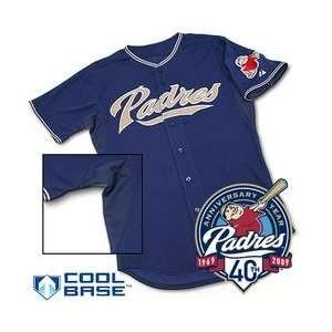 San Diego Padres Authentic Alternate Home Cool Base Jersey