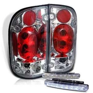 Lights + LED Bumper Fog Lamps Brand New Left + Right Set Automotive