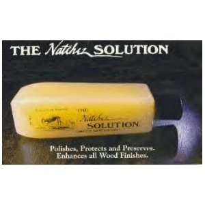 Natchez Solution All Natural Furniture Care 3 eight ounce