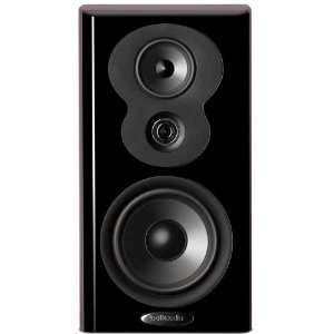 Polk Audio LSiM703 Bookshelf Loudspeaker   Midnight