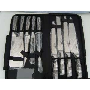 professional chef knife case on popscreen. Black Bedroom Furniture Sets. Home Design Ideas