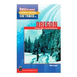 Mountaineers Books 100261 Best Groomed Cross Country Ski