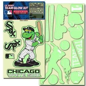 Chicago White Sox Lil Buddy 20 Decal Glow Kit  Sports
