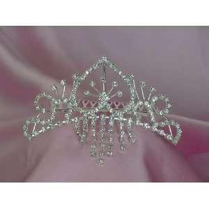 Wedding Party Diamond Tiara Crown   MUST GO
