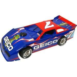 /Action Mike Wallace Geico Dirt Late Model   1/24 2007: Automotive