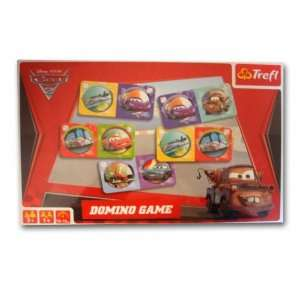 Disney Cars 2 Domino Domino Puzzle Toys & Games
