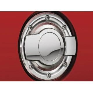 Dodge Ram 2009 2012 CHROMED Aluminum fuel Gas Door Mopar