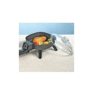 Brentwood 6 Non Stick Electric Skillet Model SK 45:
