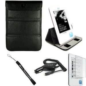 Case easily Foldable to Stand for Borders Kobo eBook Reader eReader