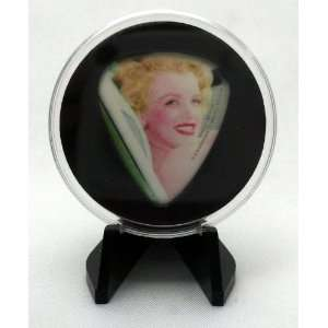 Marilyn Monroe Guitar Pick #2 With MADE IN USA Display