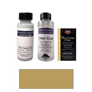 Oz. Inca Gold Pearl Metallic Paint Bottle Kit for 2004 Jeep Wrangler
