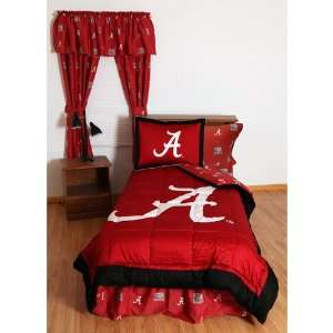 Alabama Crimson Tide Bed in a Bag   With Team Colored