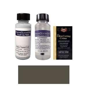 Oz. Graphite Gray Metallic Paint Bottle Kit for 2008 Saab 9 7 (54U