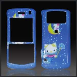 Hello Kitty Purple Designd ABS Design hard case cover
