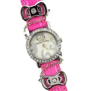 Hello Kittys Fancy Lady ~ Quartz Movement Watch and Hello Kitty