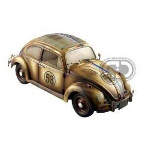 Herbie the Love Bug From Herbie Fully Loaded (Junkyard