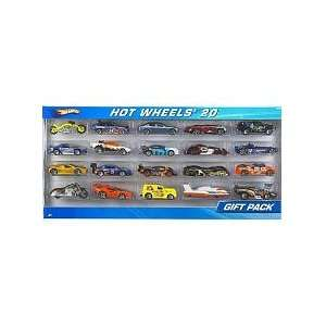 Hot Wheels 20 Car Gift Pack – Styles May Vary  Toys & Games