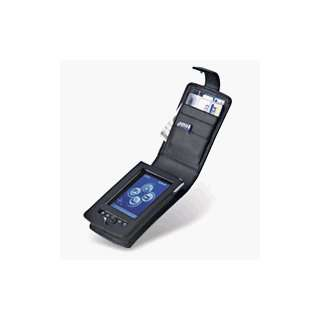 Leather Flip Case handheld carrying case ( F8Q0409 HP ) Electronics