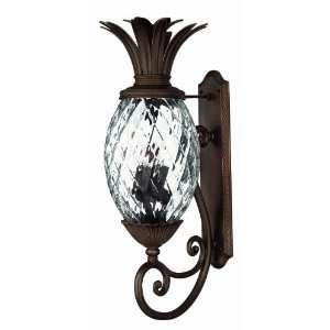 Plantation Four Light Extra Large Outdoor Wall Lantern in