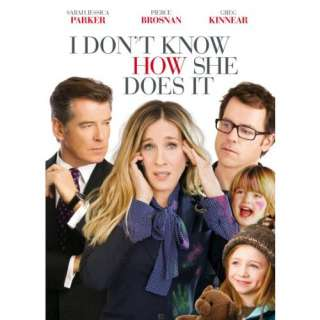 I Dont Know How She Does It Sarah Jessica Parker, Greg