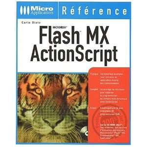 Macromédia Flash MX ActionScript (avec CD Rom