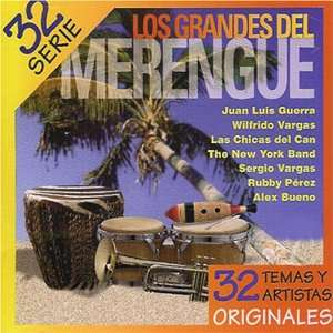 Los Grandes Del Merengue Various Artists Music