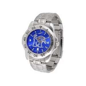 NCAA AnoChrome Sport Mens Watch (Metal Band): Sports & Outdoors