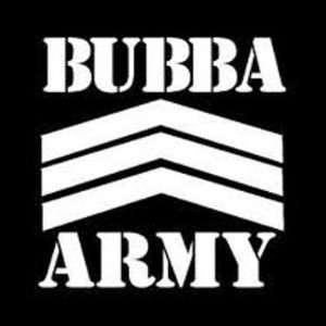 Bubba Army Square Stickers Arts, Crafts & Sewing