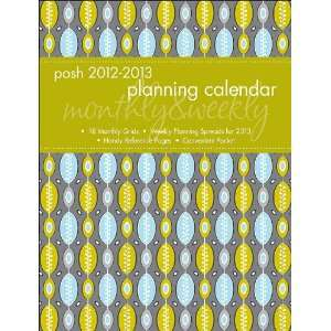 & Squiggles 2013 Monthly/Weekly Planner Calendar