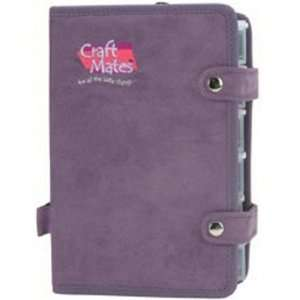 Petite Organizer Purple Ultrasuede Home & Kitchen