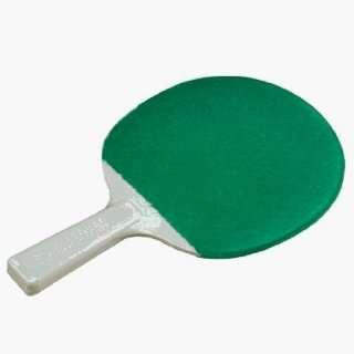 Tennis Dom Felt   Faced Plastic Table Tennis Paddle