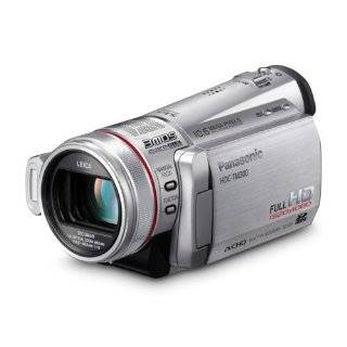 Panasonic HDC TM300 Twin Media HD Camcorder (Black) Panasonic HDC