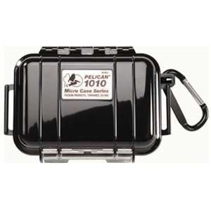 High Quality Pelican 1010 Micro Case   Black/Black
