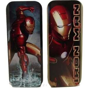 Iron Man tin Pencil case pencil bag 00949