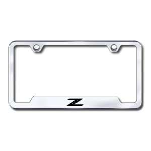 Nissan Z Custom License Plate Frame Automotive