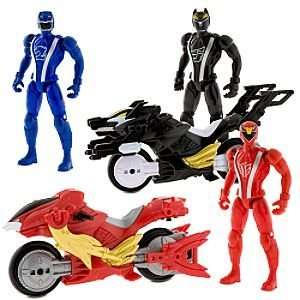 Disney Power Rangers RPM Auxiliary Trax Racing Performance Action