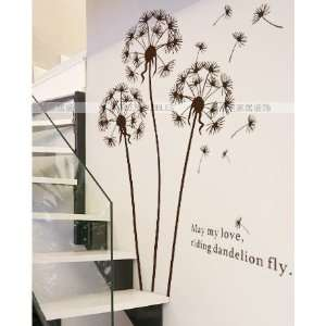 Reusable/removable Decoration Wall Sticker Decal  Flying