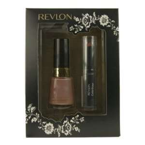 Revlon Colorstay Soft & Smooth Lipstick & Nail Enamel Set