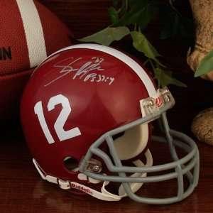 NCAA Riddell Alabama Crimson Tide #37 Shaun Alexander
