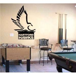 Ncaa Wall Mural Vinyl Sticker Sports Logos Hartford Hawks