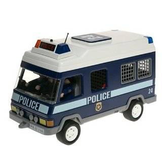 Playmobil Police Van, 3166: Explore similar items