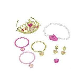 Disney Princess Royal Light Up Tiara and Jewelry Set   Sleeping Beauty