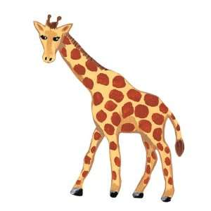 Sherri Blum Jungle Animals Small Giraffe Wall Stickers