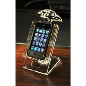 Baltimore Ravens Cell Phone Fan Stand, Medium