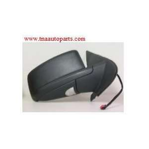 03 up FORD EXPEDITION SIDE MIRROR, LEFT SIDE (DRIVER), POWER with