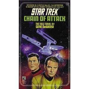 Chain of Attack (Star Trek The Original Series