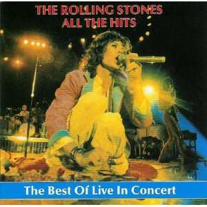 All the Hits   The Best of Live in Concert Music